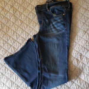 American Eagle Jean's, size14